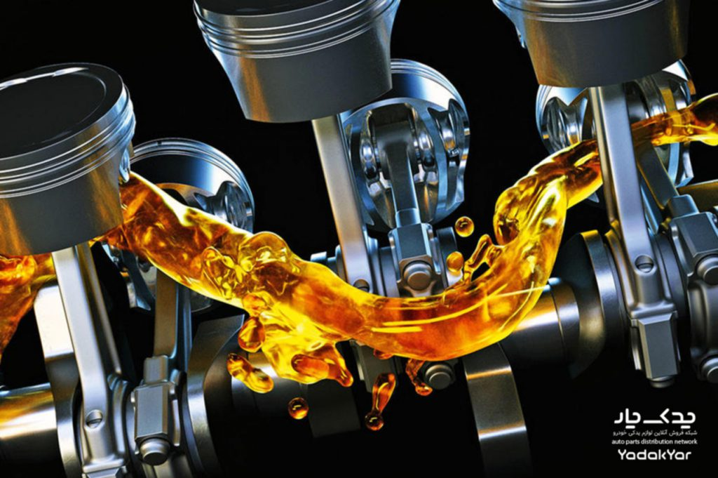 کار روغن موتور چیست؟