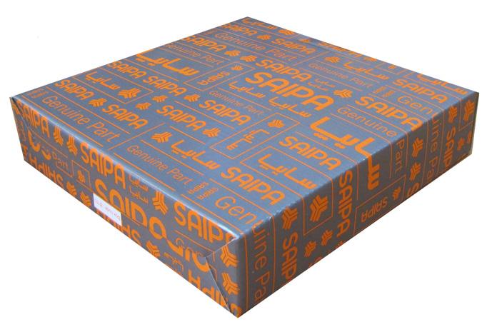 بسته بندی سایپا یدک