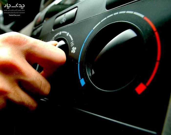 کولر خودرو چگونه کار میکند؟