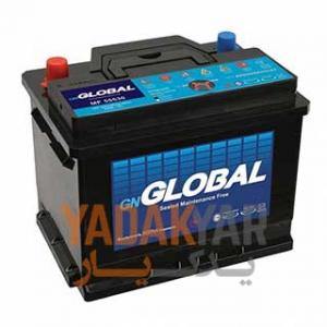 باتری  55 آمپر گلوبال