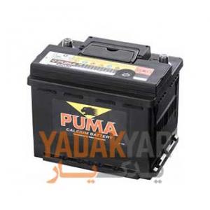 باتری  100 آمپر پوما