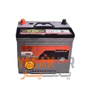 باتری  70 آمپر واریان صبا باتری قطب معکوس