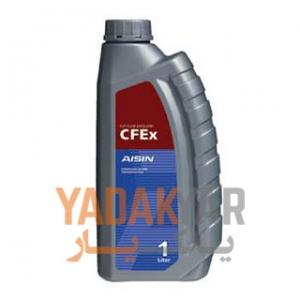 روغن گیربکس آیسین CFEx-CVT حجم 1 لیتر