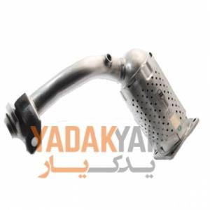 کاتالیزور پژو 206 صندوقدار SD V9 ایساکو - ایران