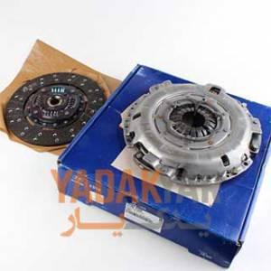 دیسک و صفحه کلاچ هیوندای ورنا 1600 با بلبرینگ (کیت کلاچ) بزرگ موبیس - کره
