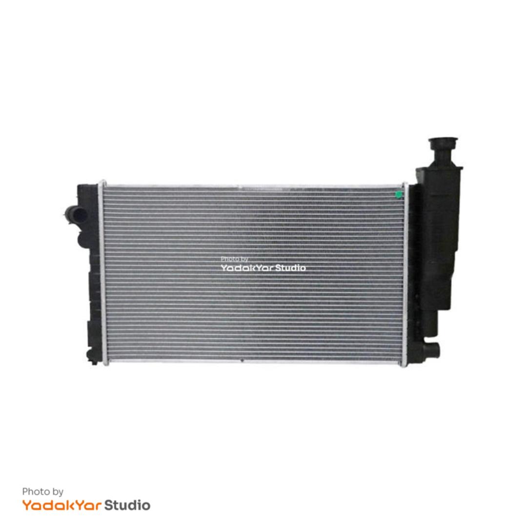 رادیاتور آب پژو 405 GLX 1800 کوشش رادیاتور