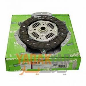 دیسک و صفحه کلاچ پژو 405 SLX 1800 با بلبرینگ (کیت کلاچ) والئو